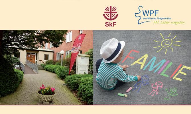 SkF Fortbildungsprogramm für Pflege- und Adoptiveltern als PDF zum Download